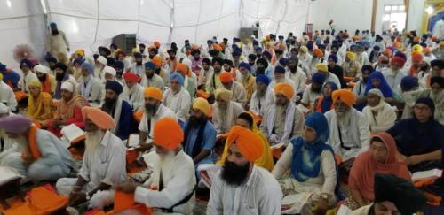 gurdwara manji sahib, Sant Baba Amir Singh ji (2)