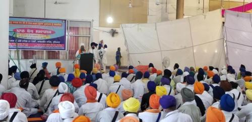 gurdwara manji sahib, Sant Baba Amir Singh ji (3)