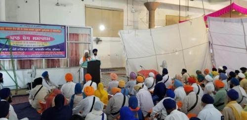 gurdwara manji sahib, Sant Baba Amir Singh ji (4)