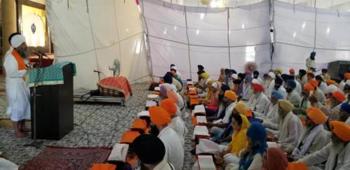 gurdwara manji sahib, Sant Baba Amir Singh ji (5)