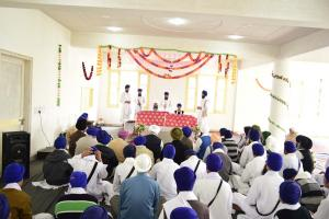Sant-Baba-Amir-Singh-Gurshabad-Sangeet-Academy-inauguration 1