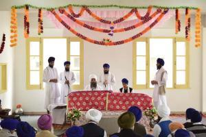 Sant-Baba-Amir-Singh-Gurshabad-Sangeet-Academy-inauguration 2