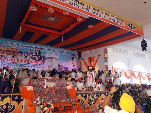 32 Samagam Sant baba Jarnail Singh ji Bindawale  (26)