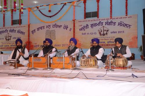 Bhai Iqbal Singh ji Ludhiana