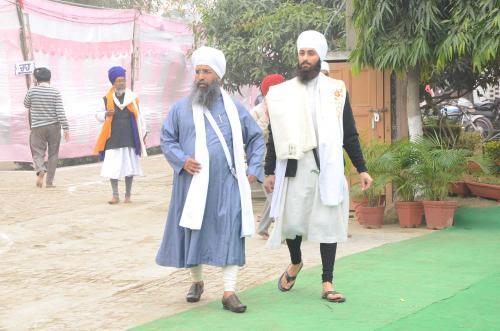 Sant Baba Amir Singh ji Mukhi Jawaddi Taksal 1