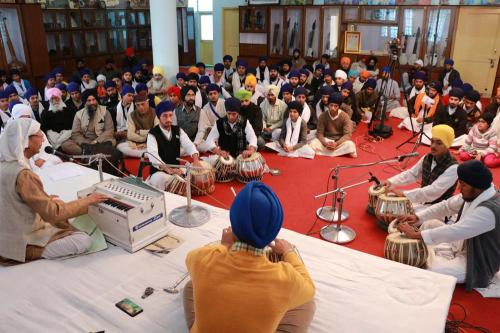 Gurmat Sangeet Workshop, February 2016 (18)
