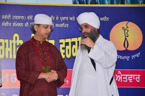 Gurmat Sangeet Workshop 2016 Jawaddi Taksal  (1)