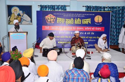 Gurmat Sangeet Workshop 2016 Jawaddi Taksal  (2)