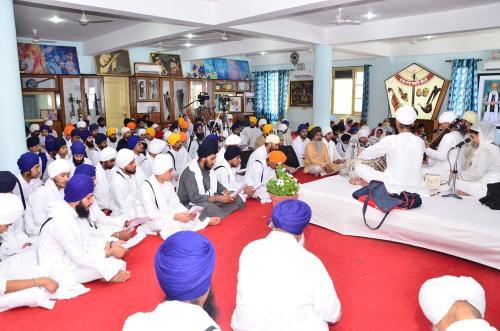 Gurmat Sangeet Workshop 2016 Jawaddi Taksal  (26)