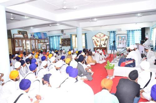 Gurmat Sangeet Workshop 2016 Jawaddi Taksal  (48)