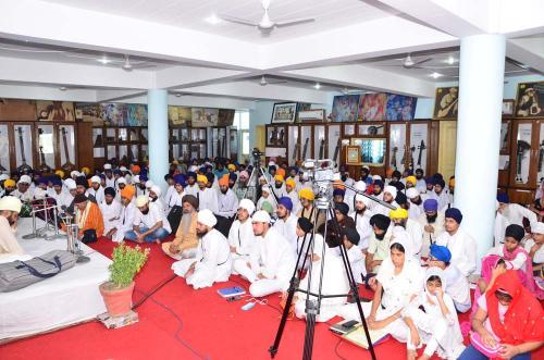 Gurmat Sangeet Workshop 2016 Jawaddi Taksal  (55)