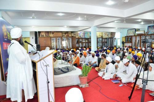 Gurmat Sangeet Workshop 2016 Jawaddi Taksal  (56)