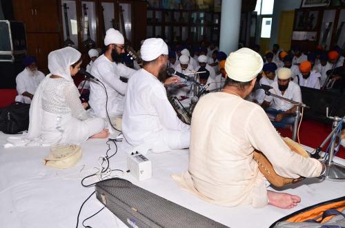 Gurmat Sangeet Workshop 2016 Jawaddi Taksal  (566