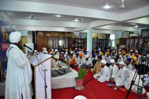 Gurmat Sangeet Workshop 2016 Jawaddi Taksal  (62)