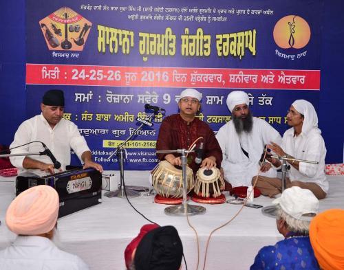 Gurmat Sangeet Workshop 2016 Jawaddi Taksal  (7)