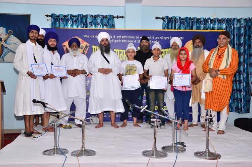 Gurmat Sangeet Workshop 2016 Jawaddi Taksal  (72)