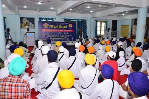 Gurmat Sangeet Workshop 2016 Jawaddi Taksal  (74)