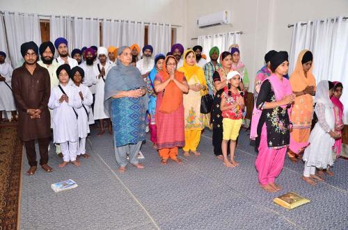 Gurmat Sangeet Workshop 2016 Jawaddi Taksal  (76)