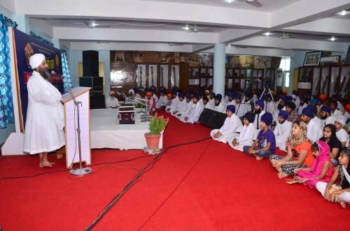 Gurmat Sangeet Workshop 2016 Jawaddi Taksal  (9)