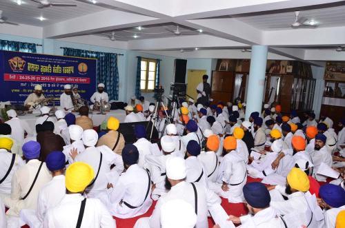 Gurmat Sangeet Workshop 2016 Jawaddi Taksal  123