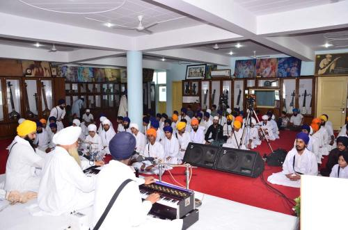 Gurmat Sangeet Workshop 2016 Jawaddi Taksal  222