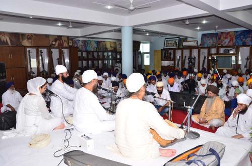 Gurmat Sangeet Workshop 2016 Jawaddi Taksal  44